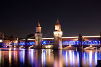 Oberbaumbrücke Berlin by Florian Beyer