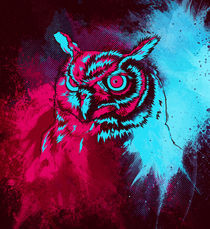 Owl by Brent Waison