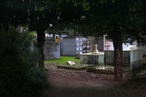 General Cemetery, Guatemala City von Charles Harker