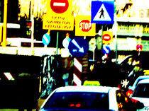 urban invasion #8 von Lia Termatzidou
