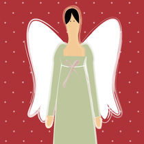 christmas angel von thomasdesign