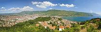 Ohrid panorama  von Plamen Petkov