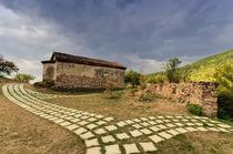Seslevski Monastery, Bulgaria von Plamen Petkov