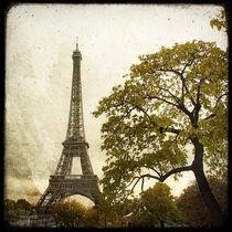 Autumnal Paris von Marc Loret