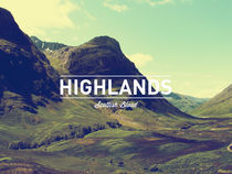 Highlands by Julien LAGARDÈRE
