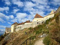 Rasnov Fortress by Mirela Oprea