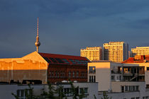 Über den Dächern Berlins  by captainsilva