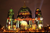Festival of Lights Berliner Dom by metalmaus