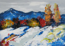 Winter by Stanislav Jasovsky