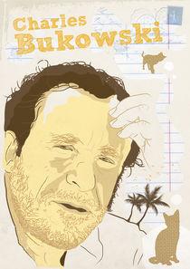 Charles Bukowski by ladyflower