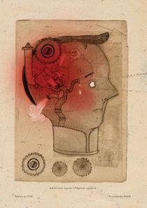 Adceleratio sapiens - Human hurry by Diana Karpowicz