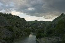 Tajo River by Toledo by Victor Santos