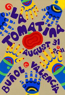 La Tomatina Festival (II) von Chase Baltz