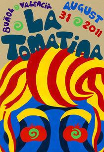 La Tomatina Festival (I) by Chase Baltz