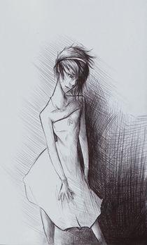 Sad Dancer by Aubrey Guernsey