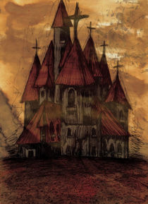 Haunted House by Thomas Green
