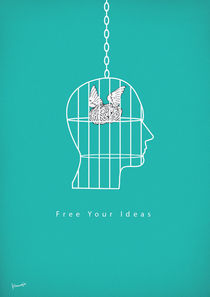 Free you Ideas von Mahmoud Alkhawaja