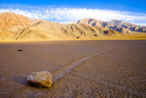 Race Track - Death Valley, California by Brian  Leng