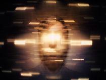 pinhole slit portrait von Justin Lundquist