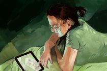 iPading by Paul Guzenko