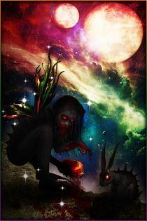 Evil Fae by prelandra