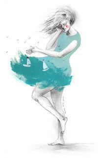 Goodbye Summer von Helena Perez Garcia