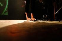 Barefoot Dalma by Thai Hamelin