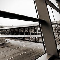 Airport by Erkan Tabakoglu