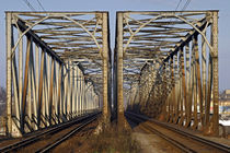 old railway bridge von michal gabriel