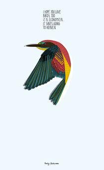 Birdyposter