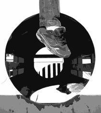 Playground Foot by Sondre Widen