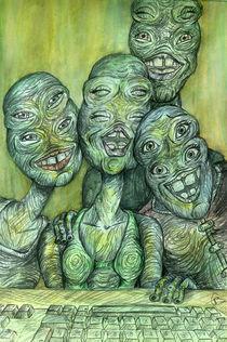 Alien von monsieur-o