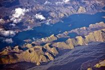 Aerial view of Iceland von Amos Edana