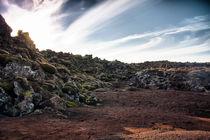 Volcanic Landscape HDR von Amos Edana
