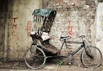 Rikshaw by Rishi Bandopadhay