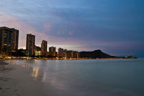 Waikiki Beach Sunrise