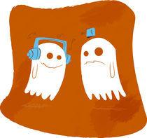 leroy the hip hop ghost von Shawn Atkins