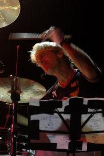 Stewart Copeland Live in ROMA (ITALY) by Nathalie Matteucci