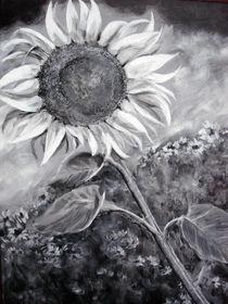 Sunflower by Christina Schwartzman