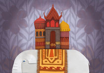 El robo del elefante blanco by Irene Fenollar
