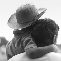 Son & Father by erich-sacco