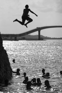 A Jump for fun by erich-sacco