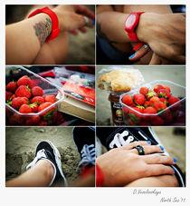 Lunch at the seaside by Daria Veselovskaya