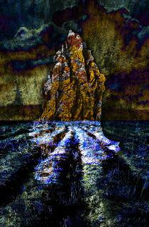 Texture Mountain by Robert Ball