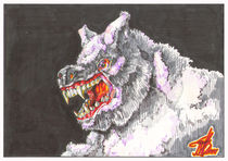 Werewolf by arri-att