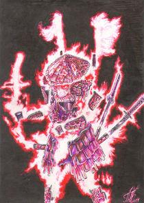 Ruby Samurai by arri-att