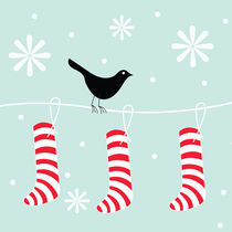 christmas socks von thomasdesign