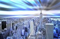 New York von Städtecollagen Lehmann