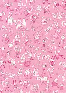 Pink Wabbit Stew von Fred Blunt