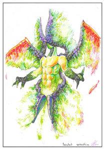 Tainted Seraphim by arri-att